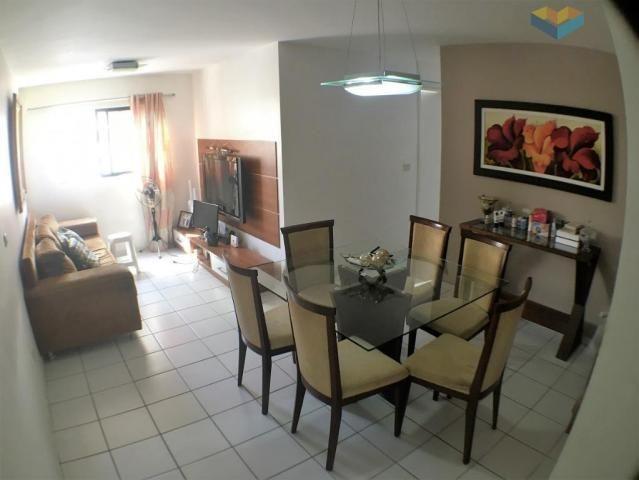 Ed. Art Vida I Apartamento residencial à venda, Gruta de Lourdes, Maceió.