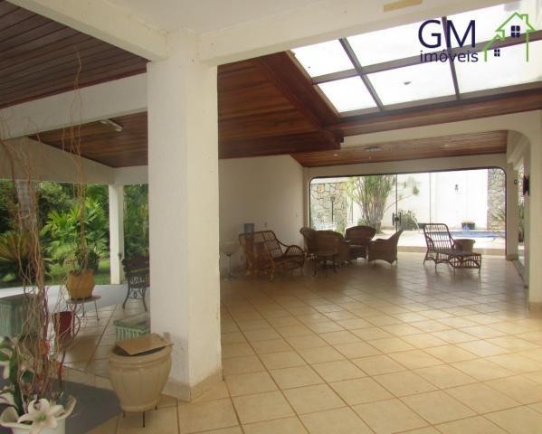 Casa de condomínio para alugar com 5 dormitórios cod:GM1390 - Foto 8
