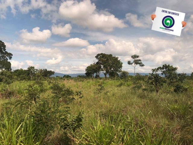 Fazenda 1400 ha na região de cáceres