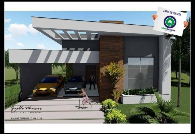 Casa terrea - 3 suites - belvedere 1