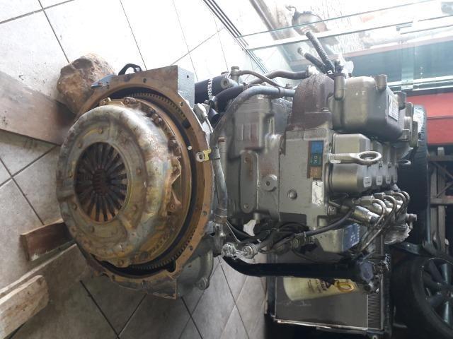 Motor Parcial MWM X12 Eletrônico 4cc Cargo/Volare/VW/Agrale - Foto 3