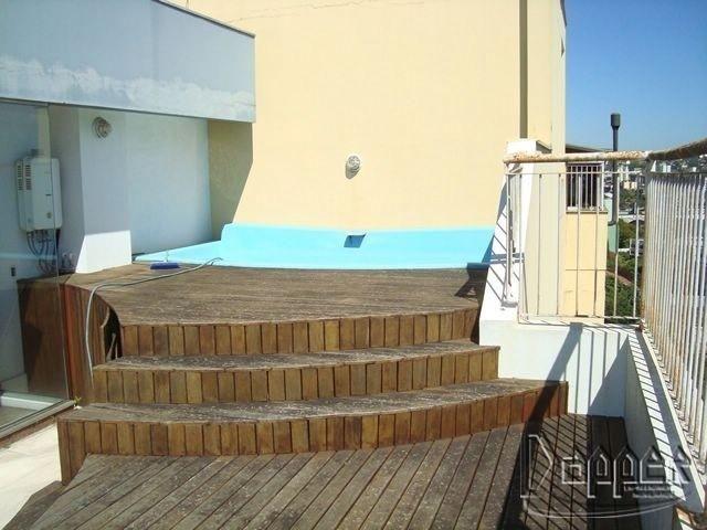 Apartamento à venda com 2 dormitórios em Pátria nova, Novo hamburgo cod:13267 - Foto 18