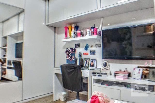 Apartamento à venda com 4 dormitórios em Grajaú, Belo horizonte cod:250070 - Foto 11