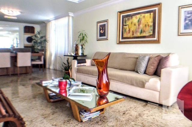 Apartamento à venda com 4 dormitórios em Grajaú, Belo horizonte cod:250070 - Foto 4