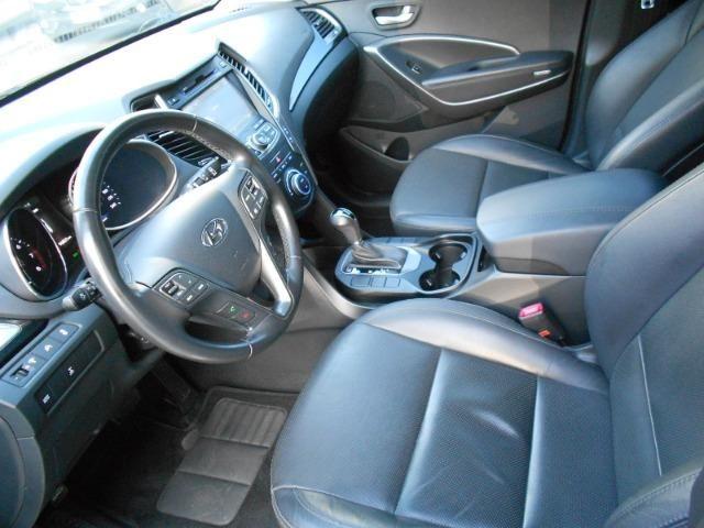 Hyundai Santa Fe 3.3 4X4 V6 Automático 4Wd - Foto 10
