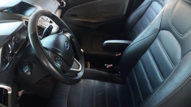 Ford Ecosport ECOSPORT 1.6 TITANIUM 16V FLEX 4P MANUAL 4P - Foto 9