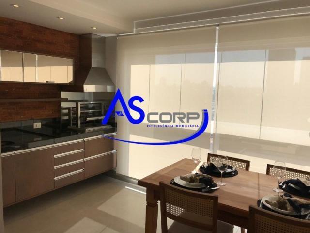 Excelente apartamento com 103,29 m² com varanda Gourmet Ref. AP00125 - Foto 12