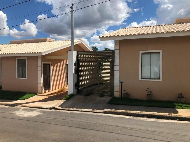 Venha Morar em Condominío fechado com custo Barato Casa 3/4 suite 2 garagem Lazer Completo - Foto 11