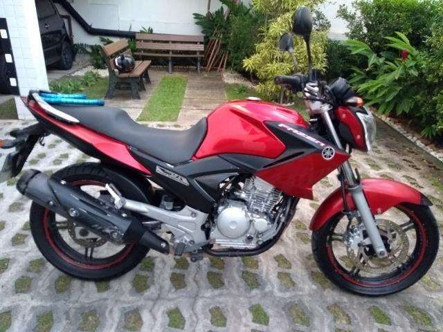 Yamaha Fazer 250 - 2013- R$ 7.300,