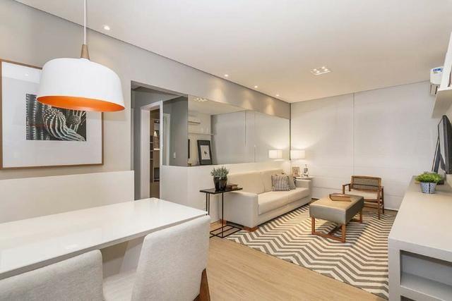 Apartamentos de 2 e 3 dormitórios - Foto 2