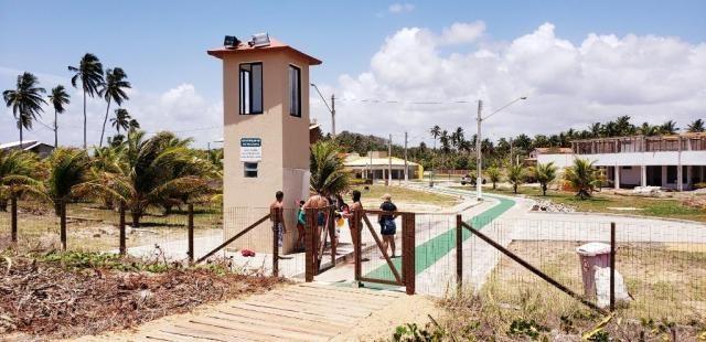 Vendo Terreno 432 m² Corais do Sonho Verde Condomínio Fechado Beira-mar em Paripueira - Foto 6