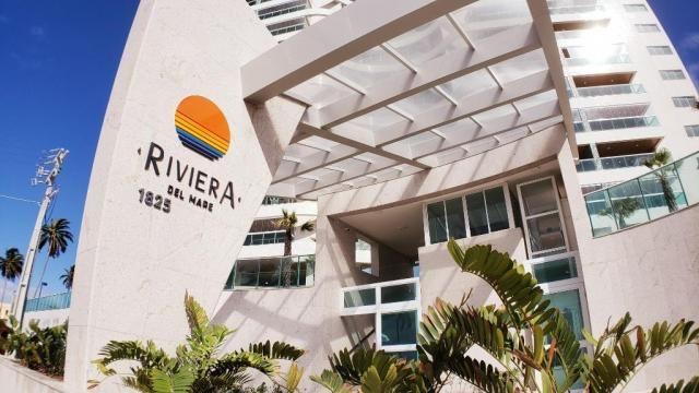 Vendo riviera - savona 193 m² beira-mar 4 suítes 1 lavabo 4 wcs dce 3 vagas cruz das almas - Foto 19