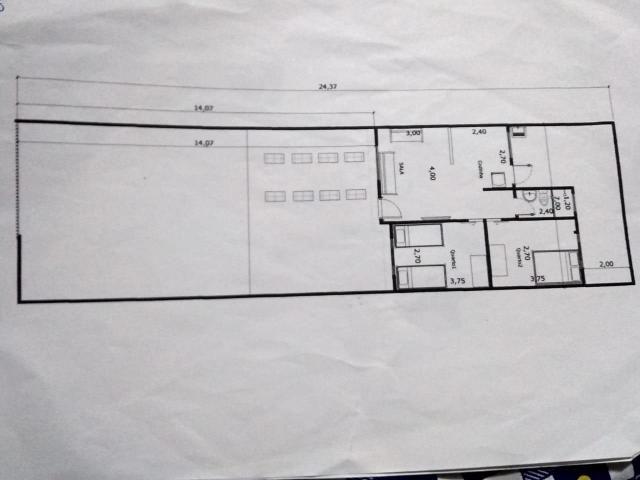 Casa com 2 dormitórios à venda, 45 m² por r$ 180.000 - jardim do marquês - jacareí/sp - Foto 2