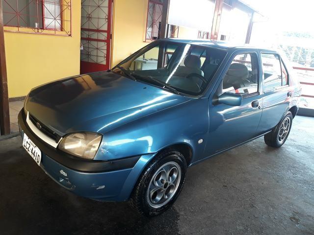 Fiesta 1.0 Zetec Ano 2000 Completo IPVA PAGO