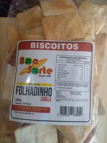Biscoitos Boa Sorte - Foto 6