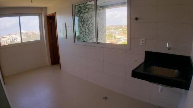 Vendo riviera - savona 193 m² beira-mar 4 suítes 1 lavabo 4 wcs dce 3 vagas cruz das almas - Foto 18