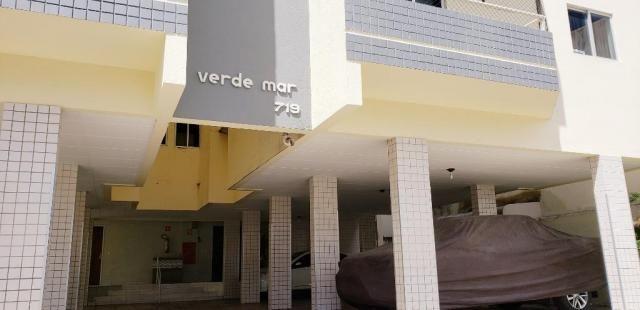 Vendo verde mar 80 m² 3 quartos 1 suíte 2 wcs 1 vaga na jatiúca