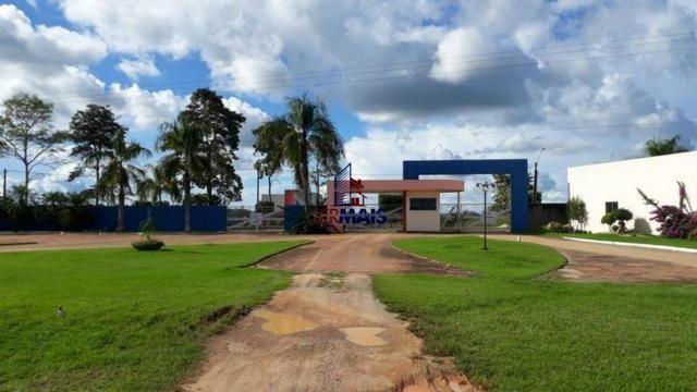 Terreno à venda a partir de R$ 76.198 - Condomínio Espelho D'Água - Ji-Paraná/RO