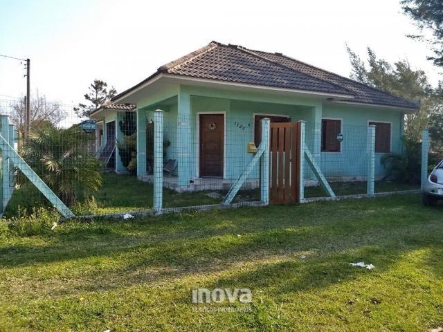 Casa 3 dormitórios semi mobiliada Nova Tramandaí