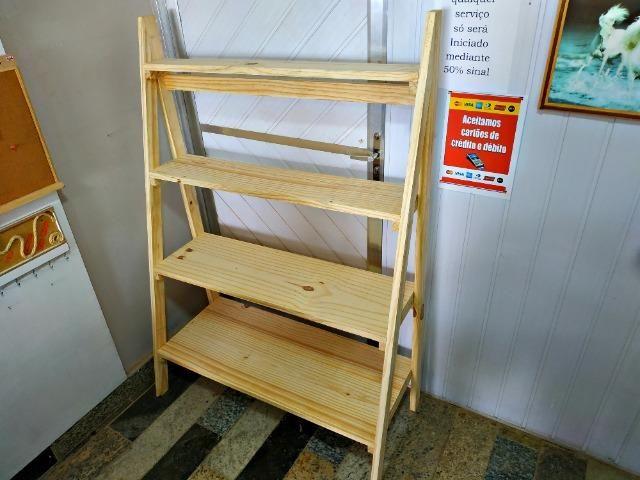 Estante estilo Escada