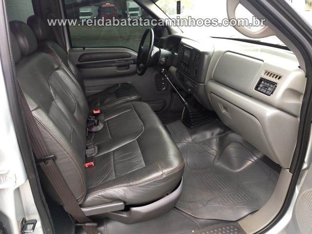 Ford F-250 XLT W20 MWM Seis Cilindros Cab. Dupla de Fábrica Impecável ! - Foto 11