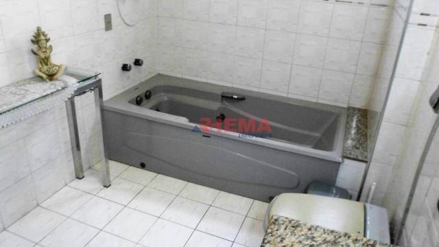 Apartamento com 3 dormitórios à venda, 180 m² por R$ 925.000,00 - Gonzaga - Santos/SP - Foto 11