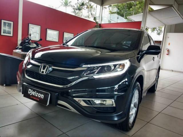 Honda CRV EXL 2.0 4X4 FLEX AUTOMÁTICA  - Foto 9
