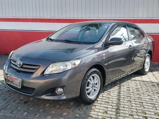 2009 Toyota Corolla XLI 1.8 16V Flex Mec