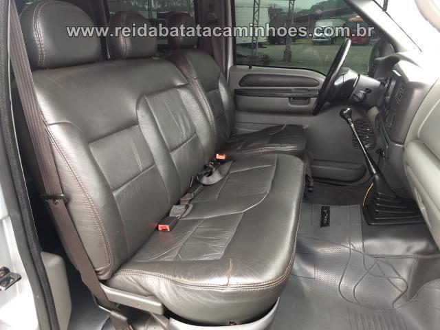 Ford F-250 XLT W20 MWM Seis Cilindros Cab. Dupla de Fábrica Impecável ! - Foto 12