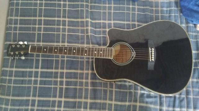 Violão Red Burn acoustic - Foto 3
