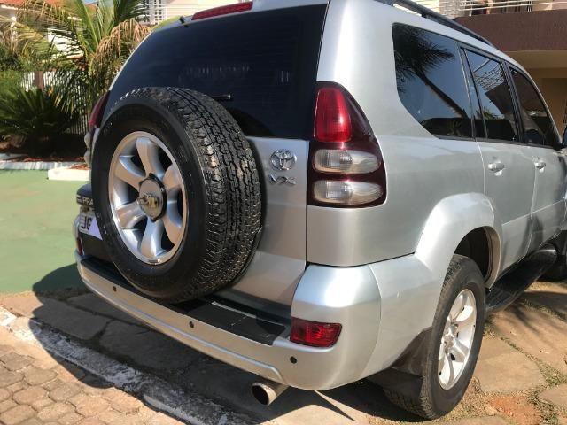 Toyota Prado 8 lugares, Só DF, conservadíssima, completa e revisada - Foto 14