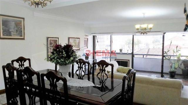 Apartamento com 3 dormitórios à venda, 180 m² por R$ 925.000,00 - Gonzaga - Santos/SP - Foto 4
