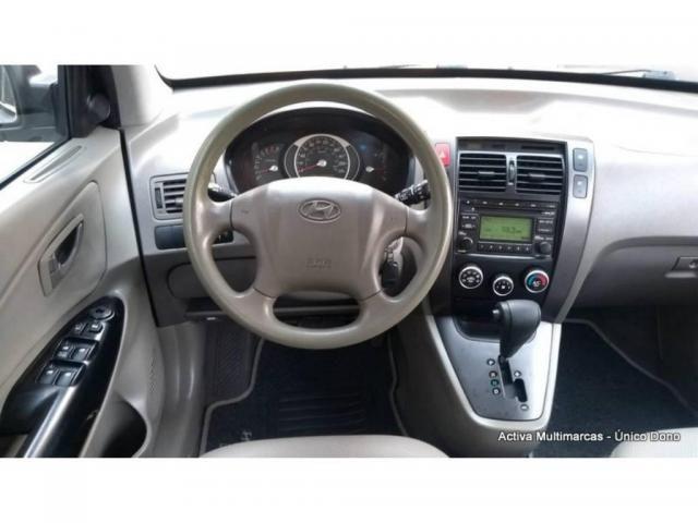 Hyundai Tucson 2.0 MPFI GL 16V 142CV 2WD GASOLINA 4P AUTOMÁTICO - Foto 13