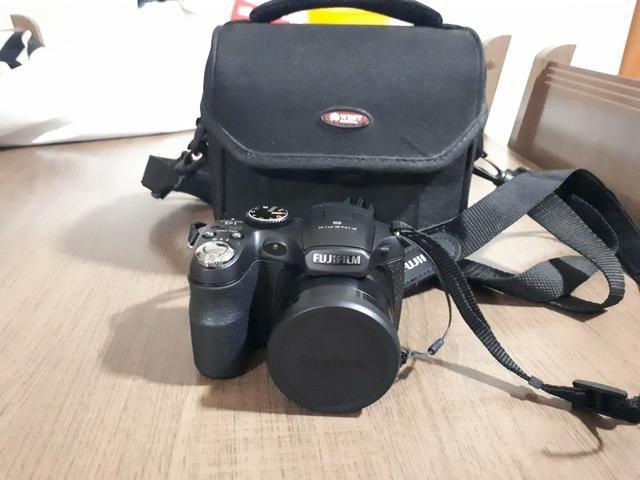 Câmera semi profissional fugifim