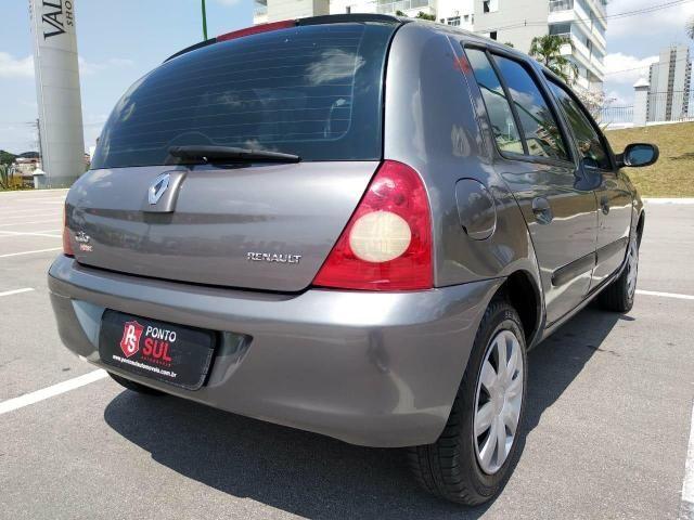 .*. Renault Clio 2006 completo com baixo km, ar condicionado e direção hidráulica - Foto 2