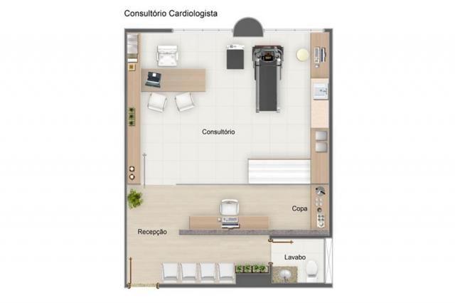 Asa Norte - Consultório - Centro Médico Cléo Octávio - Foto 10