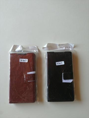 Capa carteira para celular z3 sony