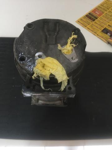 Compressor de ar condicionado Scenic - Foto 3