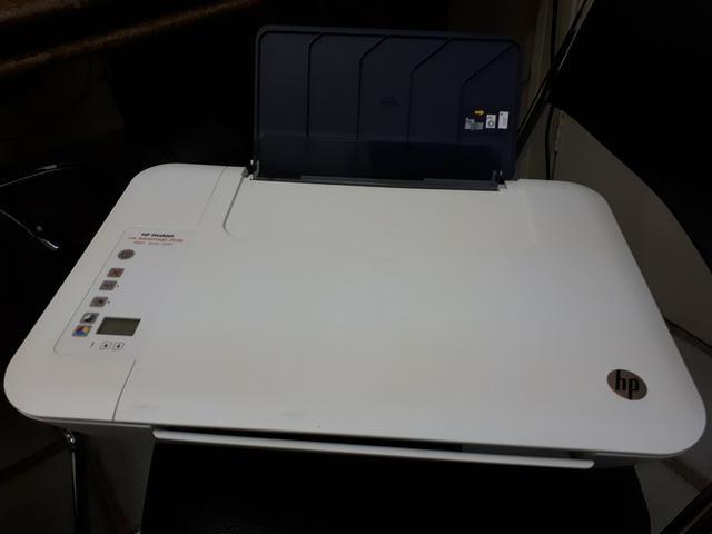 HP multifuncional deskjet 2546 aceito cartão de crédito ou débito