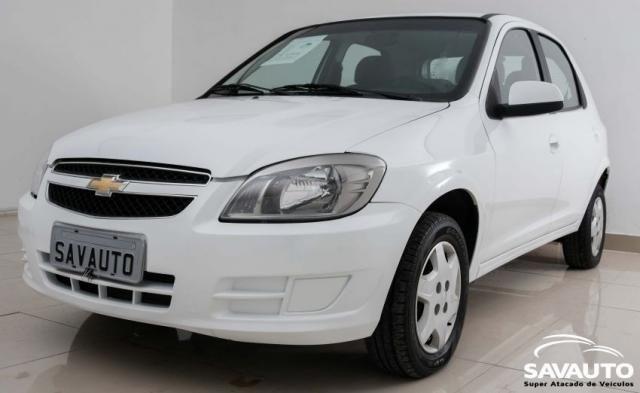 Chevrolet Celta Celta LT 1.0 MPFI 8V FlexP 4P
