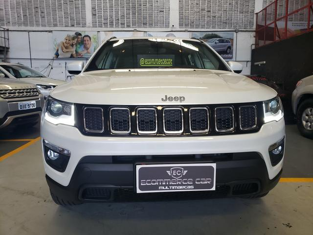 Jeep Compass 2019 blindado DIESEL - Foto 14