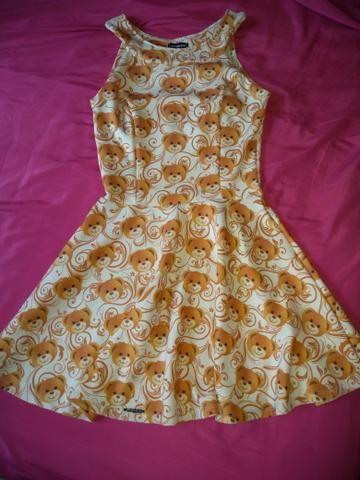 Vestido Ursinho - Foto 2