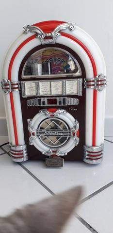 Mini Jukebox Retrô - Foto 3