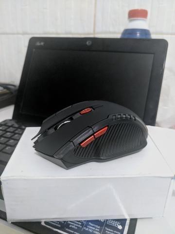 Mouse sem fio , 2400 DPI