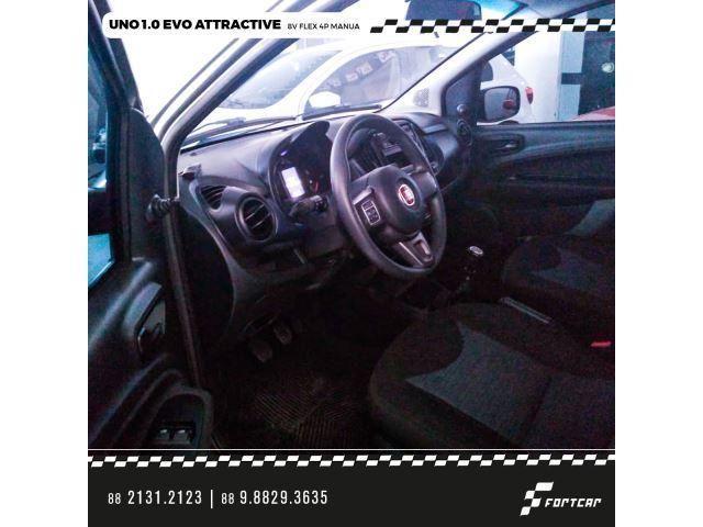 UNO 1.0 EVO ATTRACTIVE 8V FLEX 4P MANUAL - Foto 3