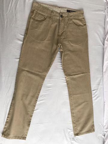 698fcd88f Calça jeans Chopper skinny tamanho 44 - Roupas e calçados - Vila ...
