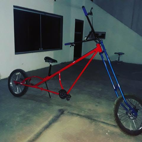 Vendo bicicleta shop