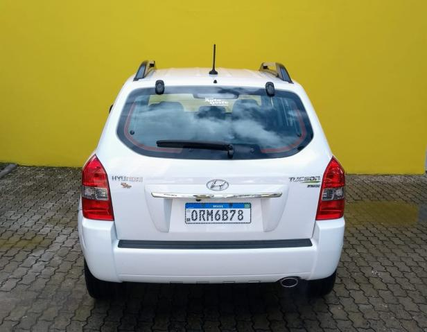 TUCSON 2014/2015 2.0 MPFI GLS 16V 143CV 2WD FLEX 4P AUTOMÁTICO - Foto 5