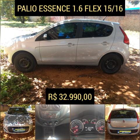 Palio ESSENCE 1.6 R$ 32.990,00