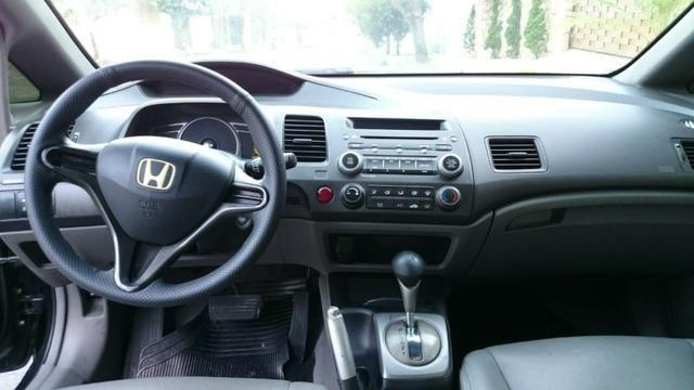 Honda Civic LXS Flex 1.8 2008 Automático - Foto 12